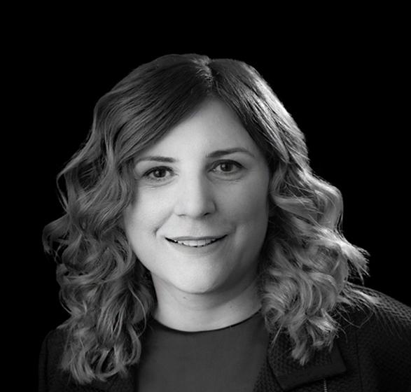 Patricia Sención - Finance Director
